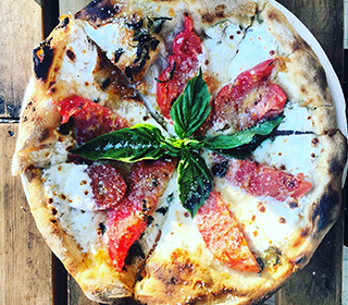 Fire & Wine Pizza Image